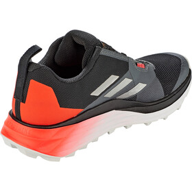 adidas TERREX Two Boa Trail Running Shoes Women, zwart/grijs